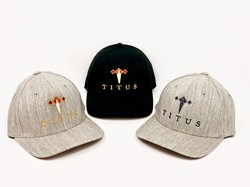 Titus Flex-Fit Baseball Hat